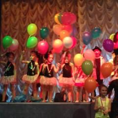 Отчетный концерт 27 мая 2015