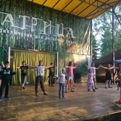 «Форсаж» в VIP-лагере «Матрица» Болгарияя 2016