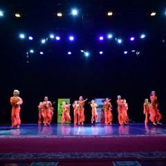 Всероссийский конкурс «Юный танцор» 2017